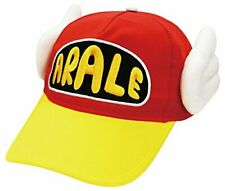 Arale-chan Hat Adult Cap Free Size Red RM-4063 Costume Dr.Slump NEW from Japan