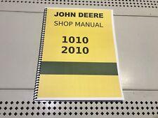 1010 John Deere Technical Service Shop Repair Manual