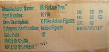 McFarlane Toys X-Files Series 1 Complete Set of 6 Action Figures New 1998 Mulder