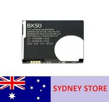 Replacement Battery BX50 Motorola PEBL2 U9 V9 V9M Q9 M H - 1 Year Warranty