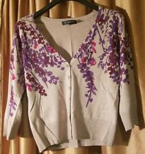 INC International Concepts Multicolored Sweater (Size Medium)