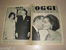 OGGI=1961/3=PAVULLO NEL FRIGNANO=SONJA HENIE=GIULIO NATTA=FLORIANA CAVALLI=