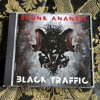 Skunk Anansie CD BLACK TRAFFIC uk SKIN indie rock