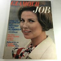 VTG Glamour On The Job Magazine: February 1966 - Sally Miller Cover No Label