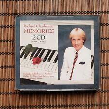 RICHARD CLAYDERMAN - MEMORIES  - 2CD