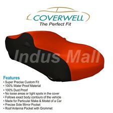 COVERWELL Designer RB-01 Waterproof Custom Fit Car Body Cover Maruti Alto 800