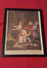 """Bowels & Carver John Collet """"Tight Lacing, or Fashion before Ease""""  Print"""