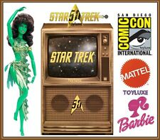 Barbie Star Trek VINA Doll 50th Anniversary SDCC 2016 Comic-Con Edition The Cage