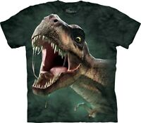 T-Rex Roar Dinosaurs T Shirt Child Unisex The Mountain