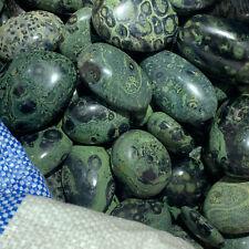 1LB Natural Kambaba Jasper egg quartz crystal Reiki healing