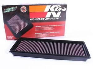 K&N Air Filter suits Volkswagen Jetta 1.4L 1.6L 2.0L Diesel & Petrol 06-2012