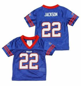 Outerstuff NFL Football Buffalo Bills Fred Jackson #22 Infants Jersey - Blue