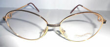 GLASSES VINTAGE MADE IN ITALY OCCHIALE VISTA UNISEX COTTON PEOPLE 685