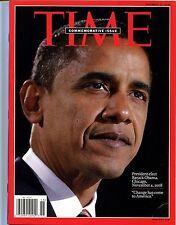 Unread Time Magazine Commemorative Issue, President-Elect Obama: 11/17/2008