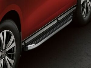 OEM NEW Right & Left Side Step Running Board 18-20 Nissan Pathfinder 999T6X5060