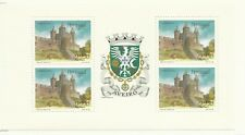 Portugal Chateaux Feira Stronghold Castle Fortress Schloß Festung ** 1986 Carnet