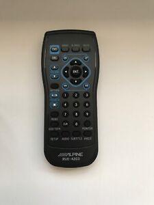 ALPINE RUE-4203 REMOTE CONTROL  ILX107 Brand NEW OEM INE INA DVA-9860EIVA-W200