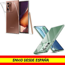 Funda Movil Samsung Galaxy Note 20 / Note 20 Ultra / Transparente Gel Toallita