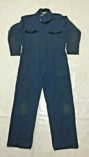 ALSICO 100R OVERALL / BOILER SUITE ROYAL BLUE - USED