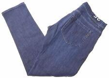 DONDUP Mens Jeans W35 L30 Blue Cotton Skinny George GD09