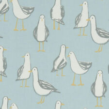 Studio G Laridae Duck Egg Fabric Remnant 100% Cotton 50cm x 40cm