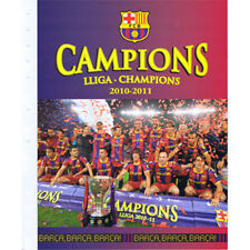 ESPAGNE COLLECTION PHILATÉLIQUE OFFICIEL FOOTBALL CLUB BARCELONE BARCA