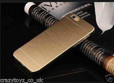 iPhone 6 6s Luxury Brush Aluminium Case Strong Light Thin Hard Strong Back Cover
