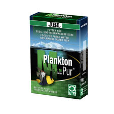 3 Packs JBL Plankton-Pur M2, 24 x 2 G Value Pack, for Large Aquarium Fish