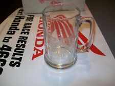 Honda GL1200 Goldwing Beer Glass Stein Collectible