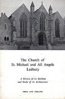 THE CHURCH OF St. MICHAEL AND ALL ANGELS, LEDBURY - DOROTHEA FARQUHARSON(c.1968)