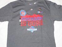 MLB Chicago Cubs Post Season T-Shirt X-Large/XL NWT!