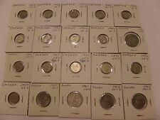 20 SWEDISH LOT SWEDEN COINS SOME SILVER