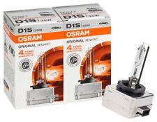 2x OSRAM D1S HID Xenon Bulb Xenarc 66140 35W Headlight Globes Replacement