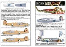 "KITS-WORLD 1/72 CONSOLIDATED B-24J LIBERATOR ""dragon et sa queue"" # 72128"