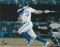 KEVIN PILLAR TORONTO BLUE JAYS UNSIGNED 8x10 PHOTO B