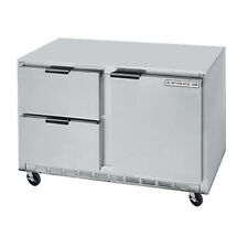 """Beverage-Air Ucfd48Ahc-4 48"""" (4) Drawer Undercounter Reach-In Freezer 13.9cf"""