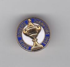 "Raith Rovers ""Champions 1993"" - lapel badge No.2 brooch fitting"