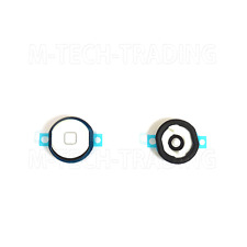 NEW IPAD AIR IPAD 5 INNER REPLACEMENT HOME MENU BUTTON WHITE & GASKET PART