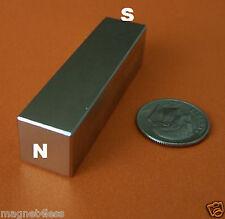 2 Rare Earth 12 In X 12 In X 2 In Long Neodymium Bar Magnet N42