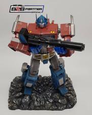 Weijiang WJ MPP10 Commander Optimus Prime Battle Damaged Oversized MP-10 Limited