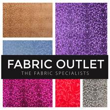 Polyester/Dacron Home & Garden Upholstery Craft Fabrics