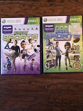 Kinect Sports: Season One & Two 2 (Microsoft Xbox 360, 2011) Kinect Game Tested!