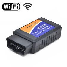 ELM327 Sans Fil WIFI OBD2 OBDII Car Auto Diagnostic Scanner adaptateur lecteur de Scan