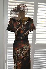 ~ KAREN MILLEN ~ Hourglass Wiggle Dress Size 12 10