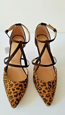 Womens Shoes Christian Siriano Leopard Print Size 8.5