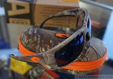 Costa Delmar Fantail Realtree X-tra Camo Orange Frame Blue Mirror 580p Polarized