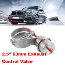 2.5''63mm Car Exhaust Control Valve with Vacuum Actuator Cutout Pipe Close Style