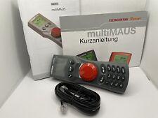 Fleischmann 686701 Multimaus Handregler mit Verbindungskabel 10756 - NEU V1.05