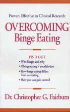 Overcoming Binge Eating-ExLibrary