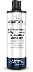 Brightwell Aquatics Refractometer & Hydrometer Kalibrierstandard 8.5oz